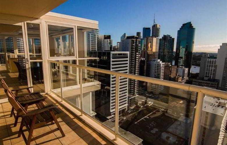 Quay West Suites Brisbane - Hotel - 15