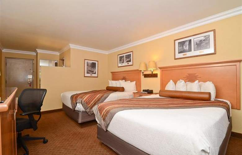 Best Western Premier Grand Canyon Squire Inn - Room - 87