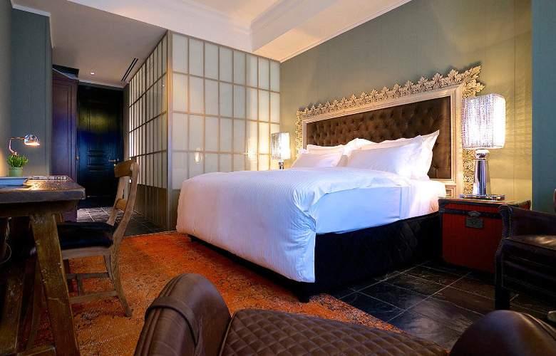 Alma Hotel and Lounge - Hotel - 12