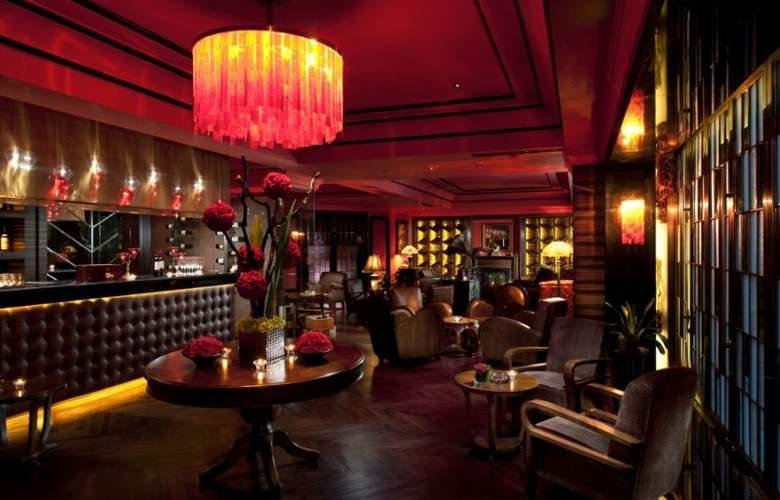Hilton Shanghai Hongqiao - Bar - 16