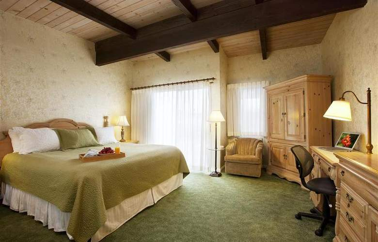 Best Western Plus Encina Lodge & Suites - Room - 29