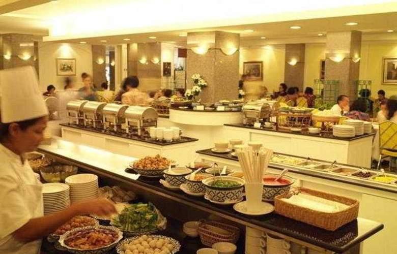ibis Style Bangkok Khaosan Viengtai - Restaurant - 9