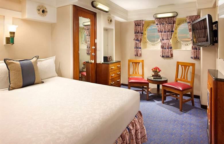 Queen Mary - Room - 0