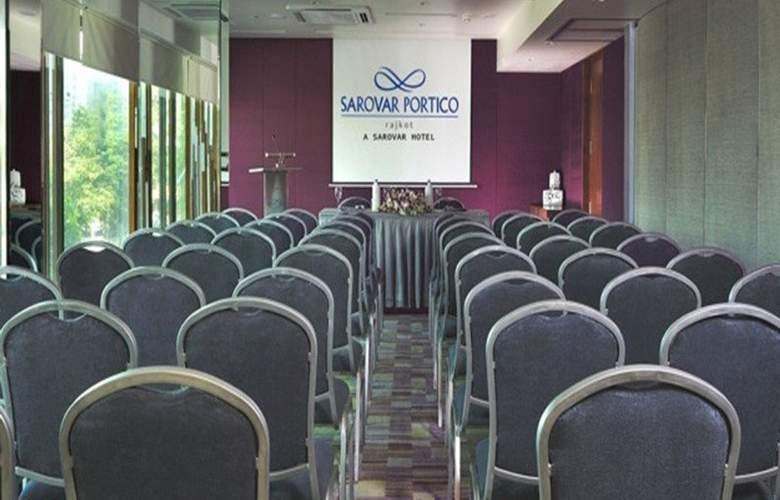 Marasa Sarovar Portico Rajkot - Conference - 9