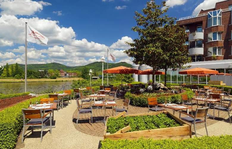 Marriott Heidelberg - Terrace - 16