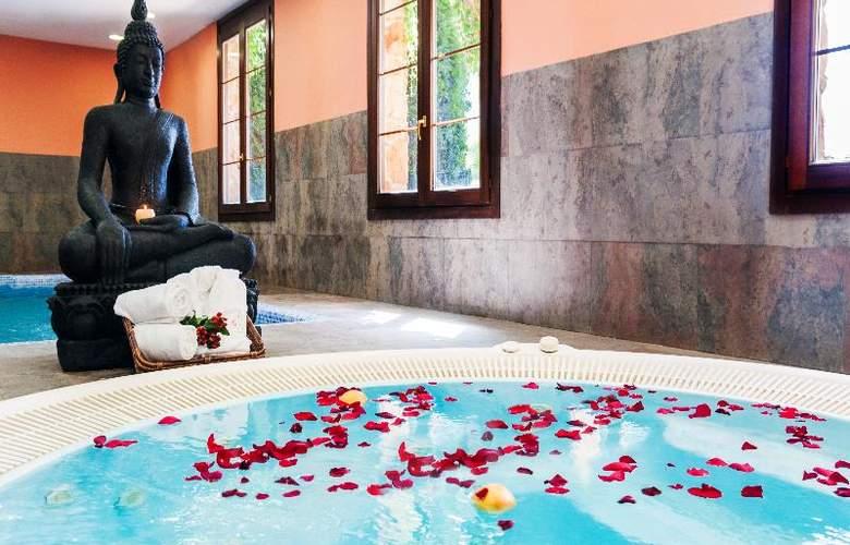 Villa de Alarcon - Pool - 18