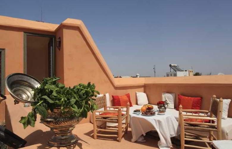 Riad Dar Aicha - Terrace - 15