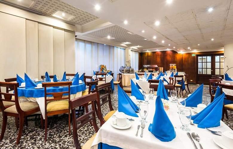 Dann Avenida 19 Bogotá - Restaurant - 17