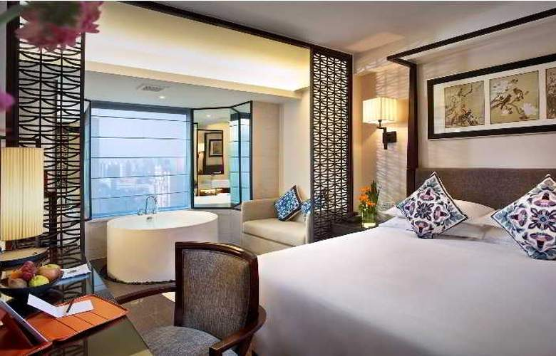 Narada Boutique Hotels Shanghai Hongkou - Room - 8
