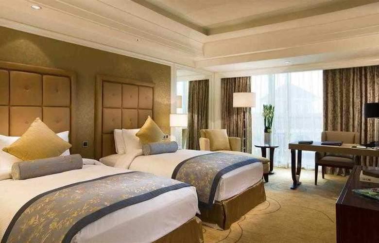 Sofitel Shanghai Sheshan Oriental - Hotel - 9