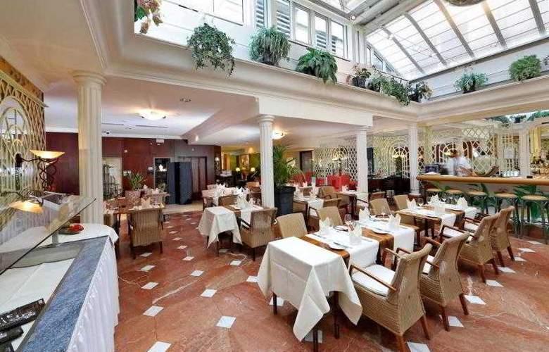 St. Gotthard - Restaurant - 58