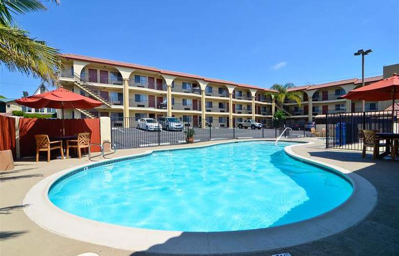 Best Western Mission Bay - Pool - 88