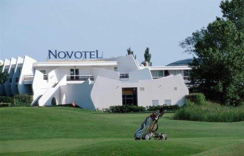 Novotel La Grande Motte - Hotel - 52
