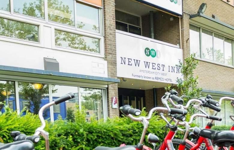 New West Inn - Hotel - 0