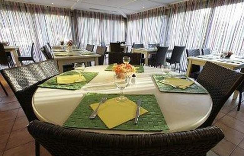 Residence Saint-Raphael Valescure - Restaurant - 1