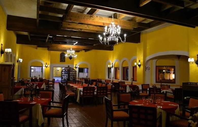 Villas Arqueologicas Teotihuacan - Restaurant - 6