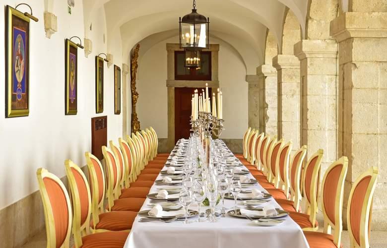 Pousada Castelo de Palmela - Restaurant - 13