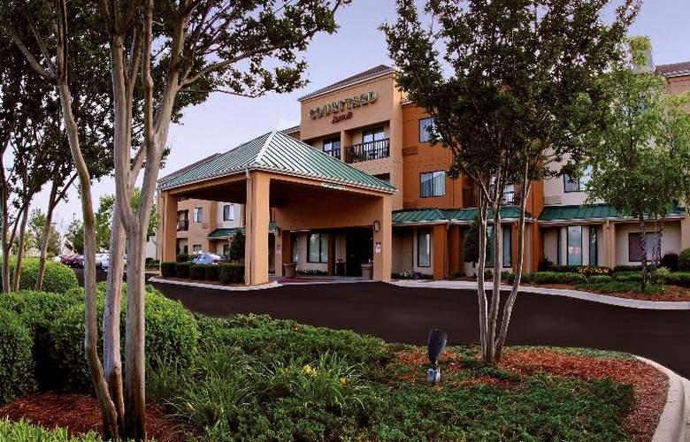 Courtyard Charlotte Matthews - Hotel - 18