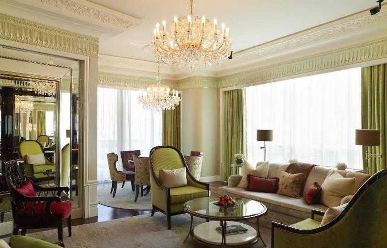 St. Regis Hotel Singapore - Room - 23