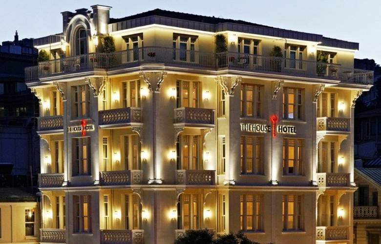 THE HOUSE HOTEL BOSPHORUS - Hotel - 6