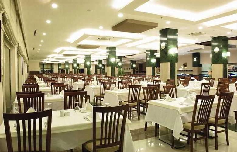 Hedef Resort Hotel & Spa - Restaurant - 8