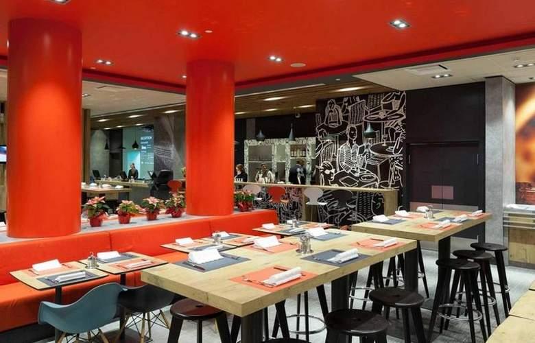 ibis Moscow Centre Bakhrushina - Restaurant - 15