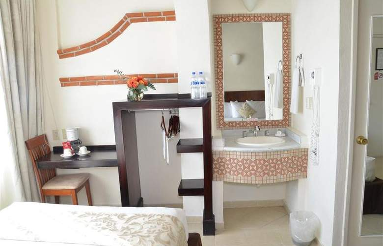 Best Western Taxco - Room - 44