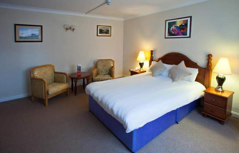Royal Court Hotel & Spa Coventry - Room - 6