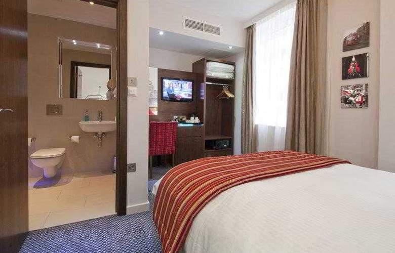 Best Western Plus Seraphine Hotel Hammersmith - Room - 77