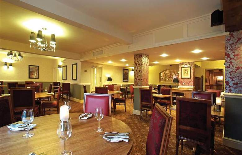 Best Western Crown - Restaurant - 105