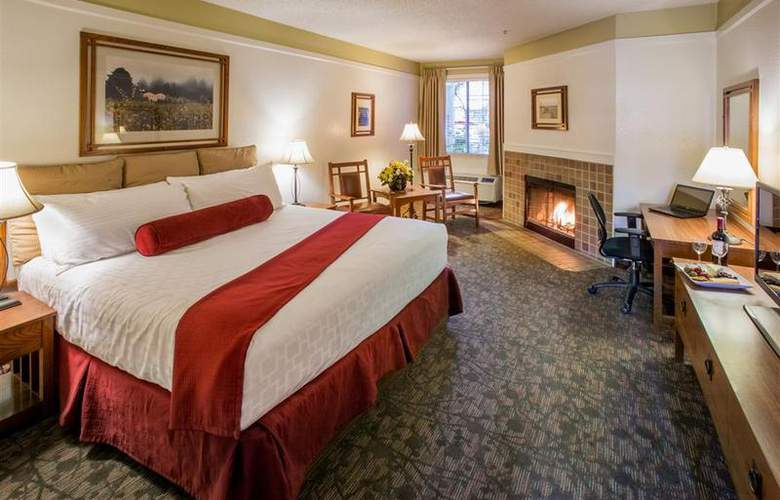 Best Western Sonoma Valley Inn & Krug Event Center - Hotel - 87