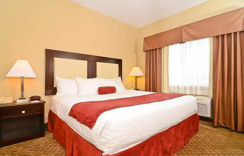 Best Western Plus Macomb Inn - Room - 53