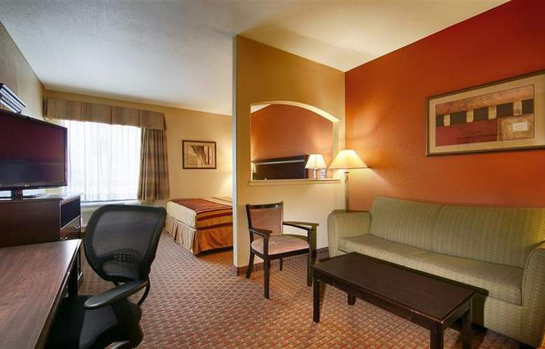 Best Western Greenspoint Inn and Suites - Room - 116