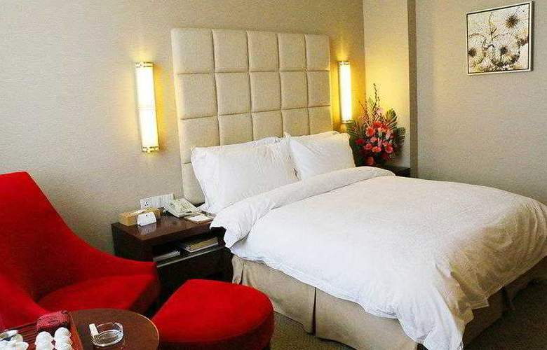 Best Western Fuzhou Fortune Hotel - Hotel - 5