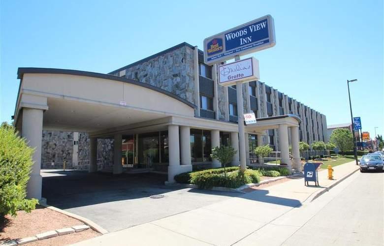 Best Western Woods View Inn - Hotel - 76