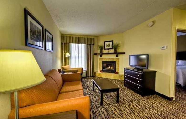 Hampton Inn & Suites Cleveland Airport Middleburg - Hotel - 6