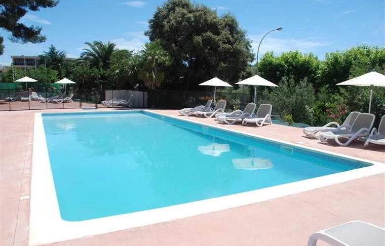 Best Western Soleil et Jardin Sanary - Hotel - 16