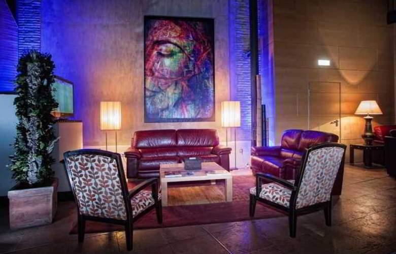 Monasterio Benedictino - Hotel - 8