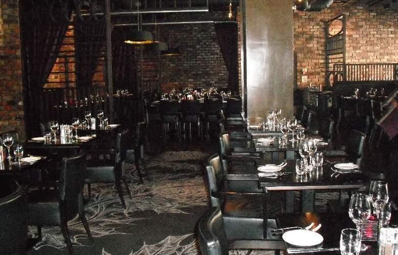 Lorne Hotel Glasgow - Restaurant - 7