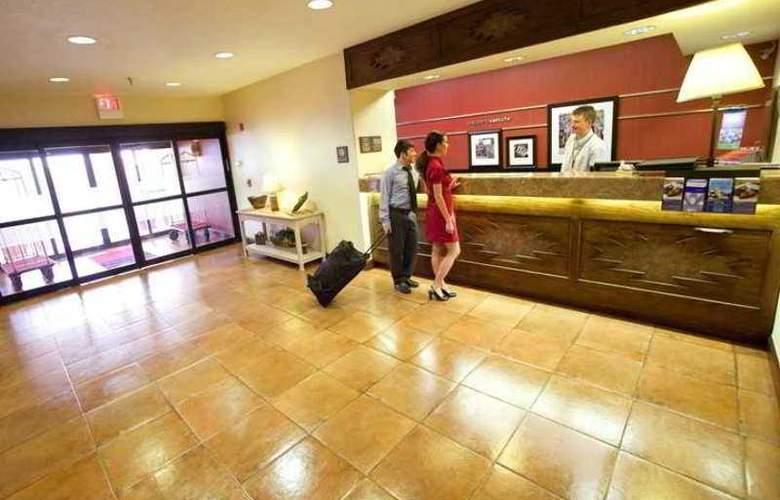 Hampton Inn Santa Fe - Hotel - 0