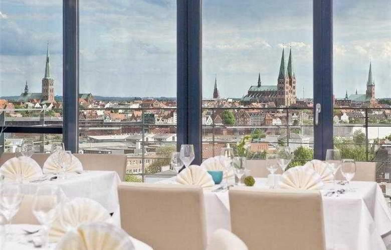 Vier Jahreszeiten Lübeck - Restaurant - 5