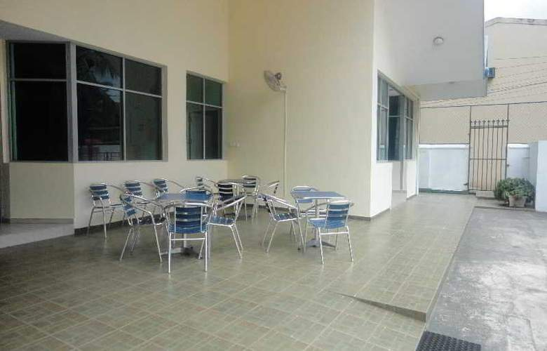 Sairas Garden - Terrace - 17