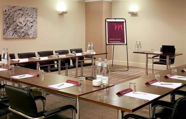 Mercure Norton Grange Hotel & Spa - Conference - 87