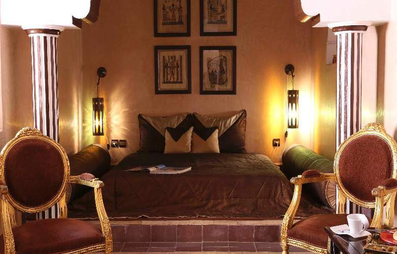 Riad Mille Et Une Nuits - Room - 32