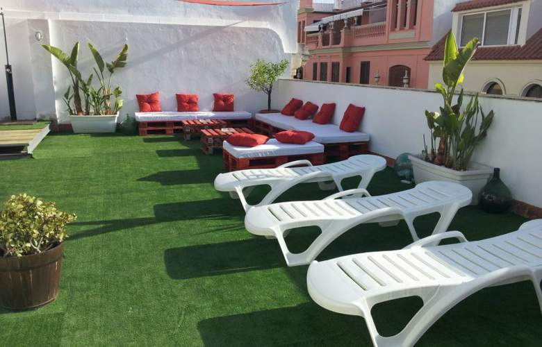 Doña Lola - Terrace - 2