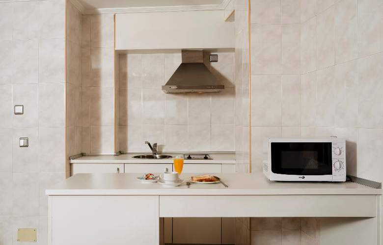 Aparthotel Attica21 Portazgo - Room - 11