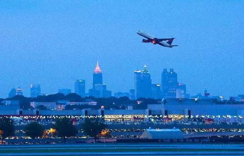 Sheraton Gateway Hotel Atlanta Airport - Hotel - 16