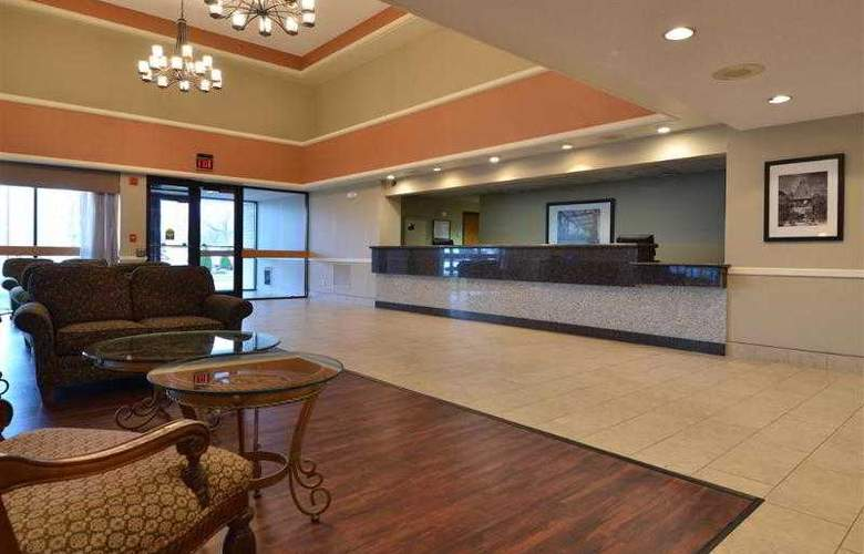 Best Western Plus East Towne Suites - Hotel - 13