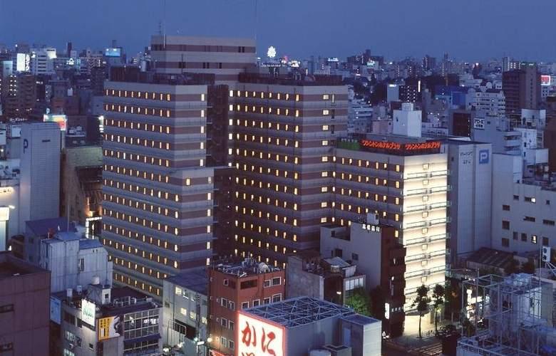 Sunroute Osaka Namba - Hotel - 0