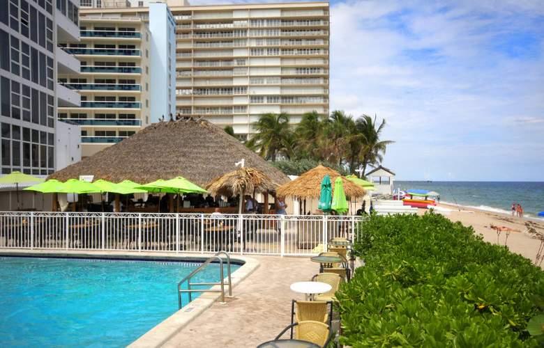 Ocean Manor Resort - Pool - 10